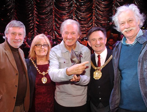 Tommy Steele – adopted Scouser